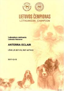 LT CH Anterra-Eclair