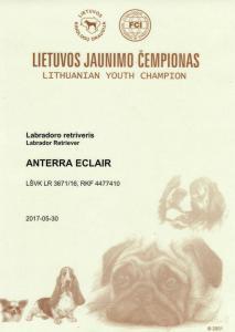 LT JCH Anterra-Eclair